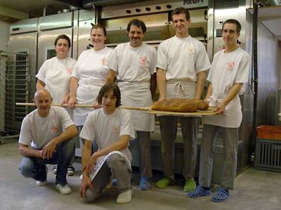 Team pasternaria